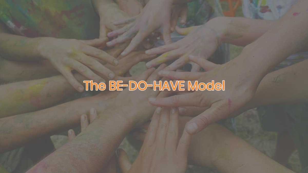 The Be-Do-Have Model