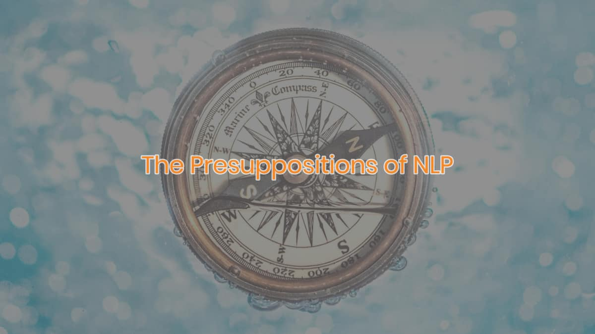 Presuppositions of NLP